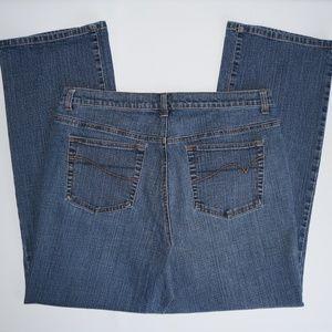 VENEZIA Bootcut Jeans size 18 Tall EUC
